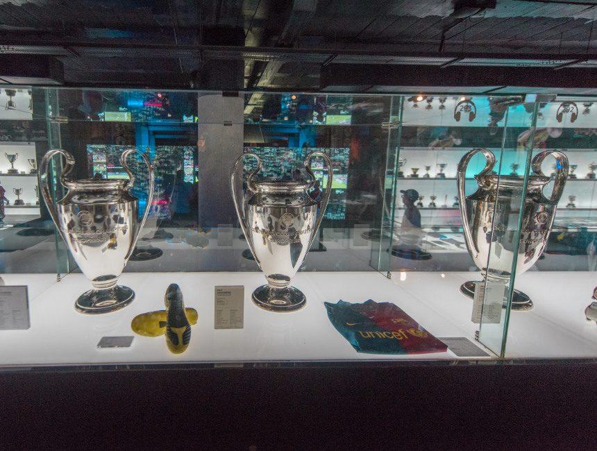 Camp Nou bezoeken Barcelona