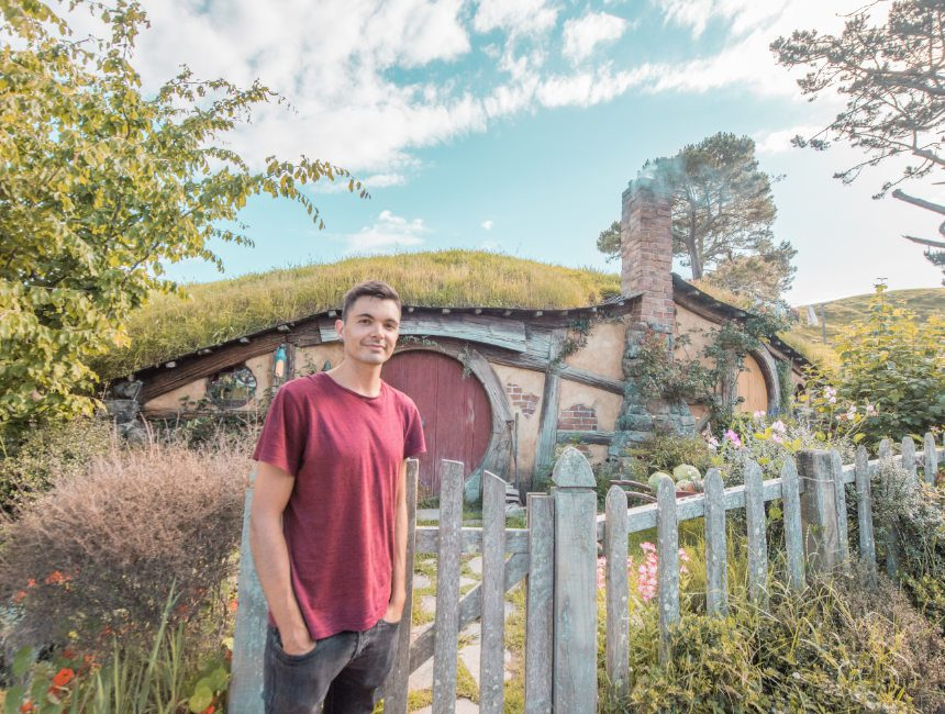 Hobbiton bezoeken Nieuw-Zeeland