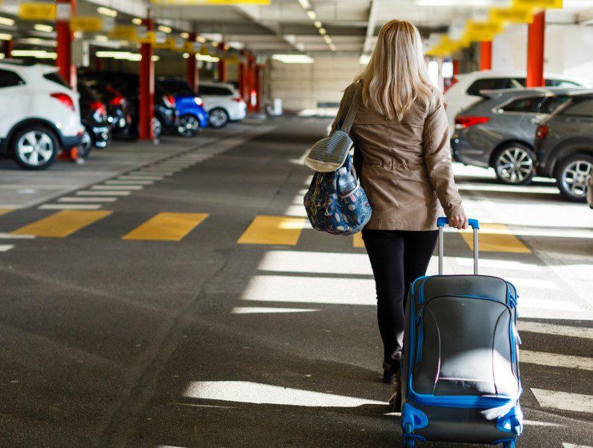 lang parkeren bij schiphol airport amsterdam