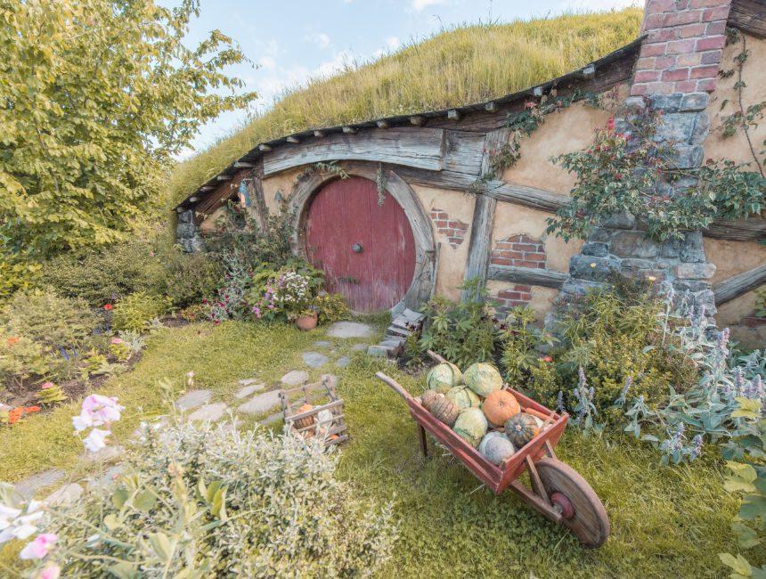 Lord Of The Rings Nieuw-Zeeland Hobbiton