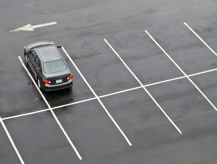 luchthaven parking Eindhoven