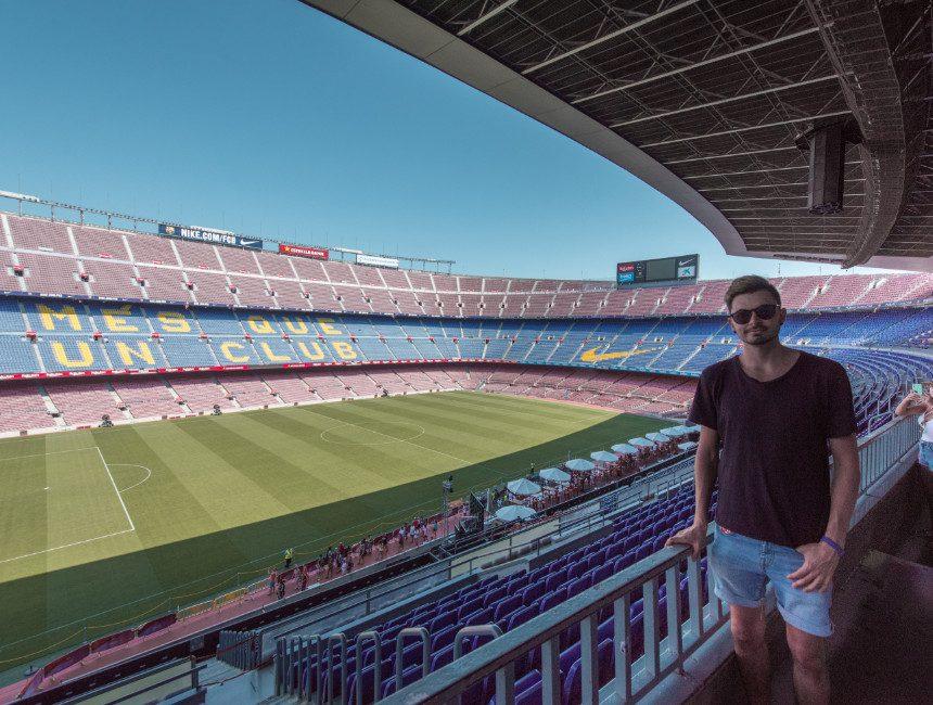 rondleiding Camp Nou