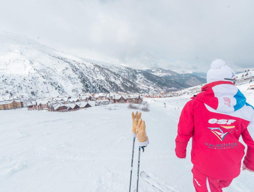 ESF Valmeinier skilessen