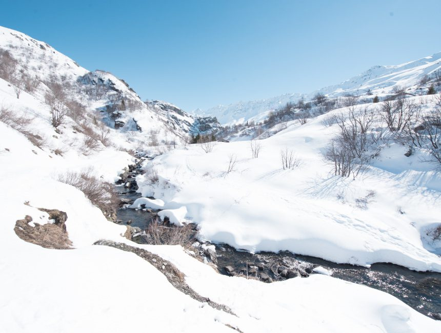 lente skiën Valmeinier
