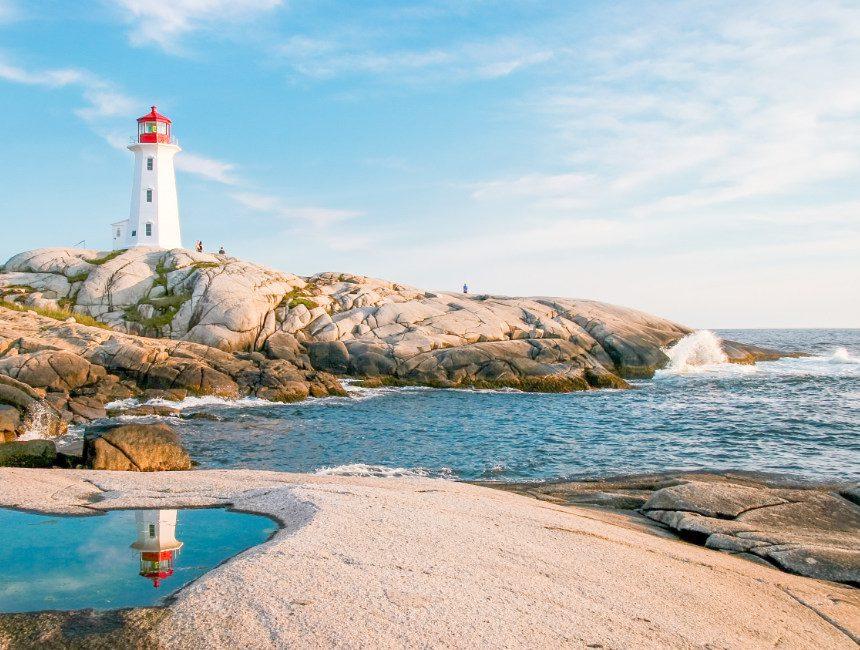 Nova Scotia Canada visum