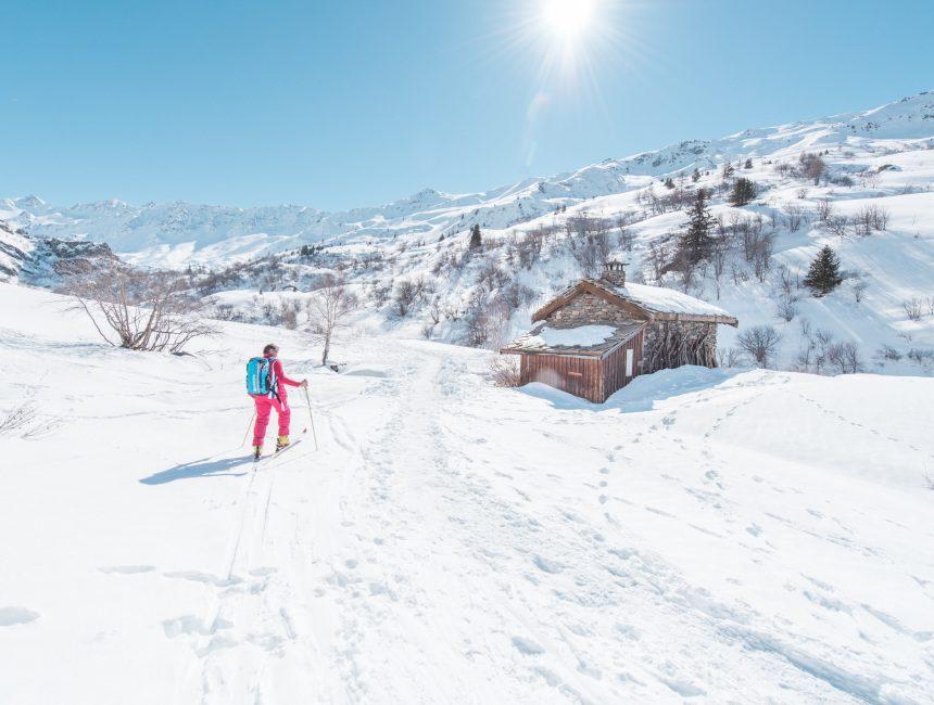 Valmeinier wintersporten