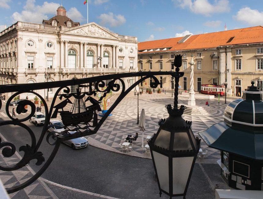 AlmaLusa Baixa/Chiado overnachting Lissabon