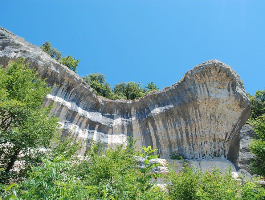Dordogne rotsen