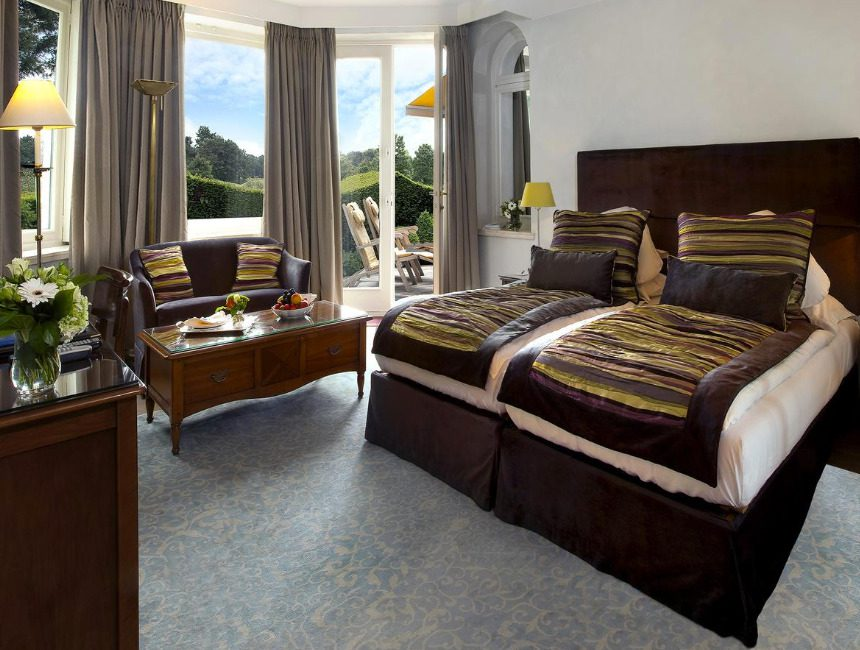 hotel aan zee Manoir du Dragon