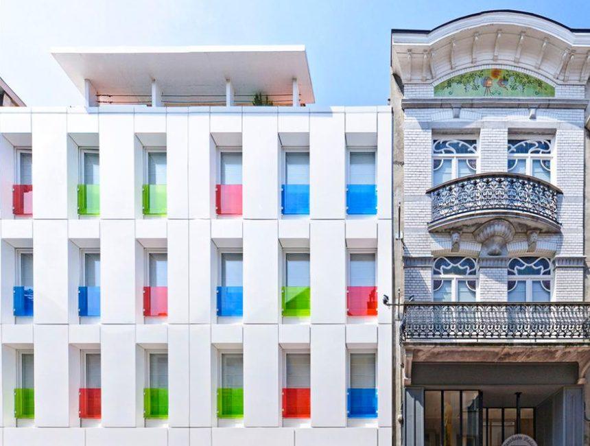 Hotel Belgische kust Blankenberge Pantheon Palace