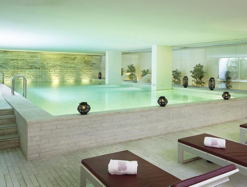 Hotel Lissabon Zwembad Altis Belem