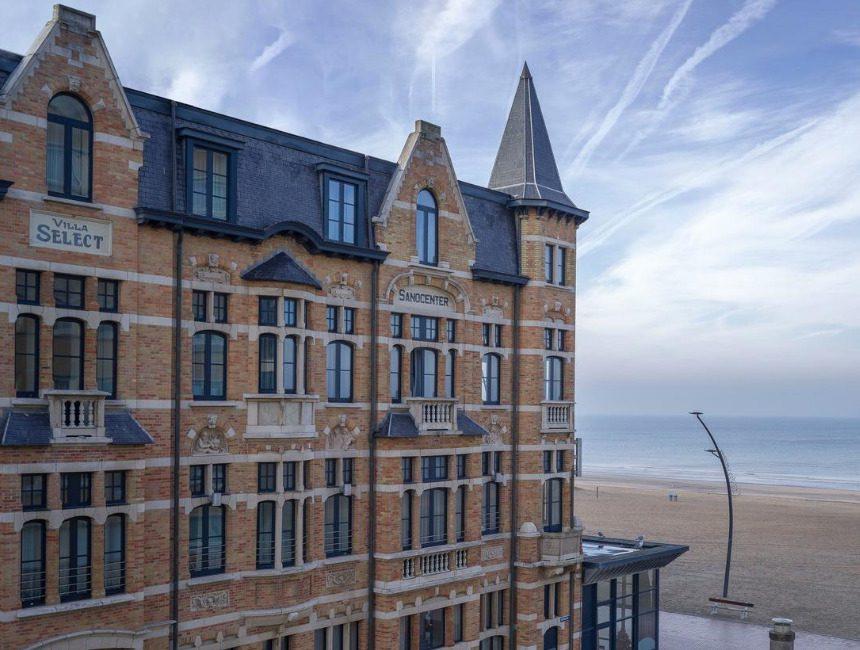 hotel villa select De Panne