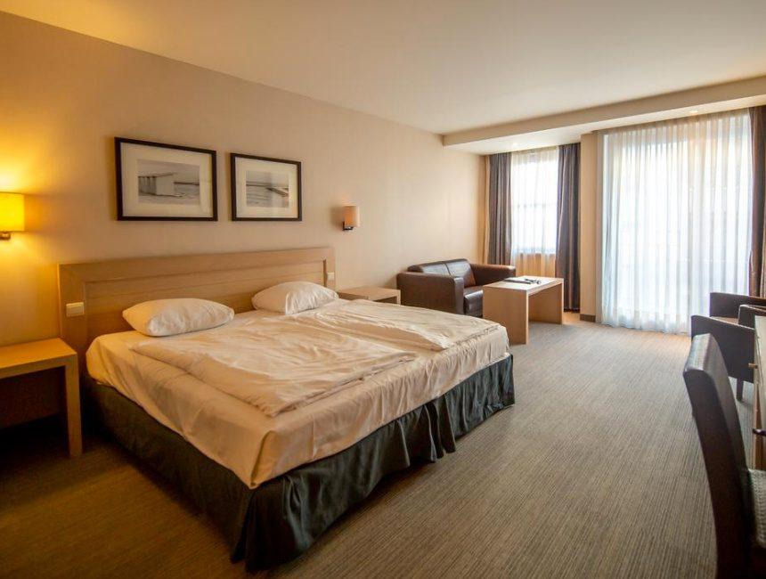 hotels Belgische kust Aazaert Blankenberge