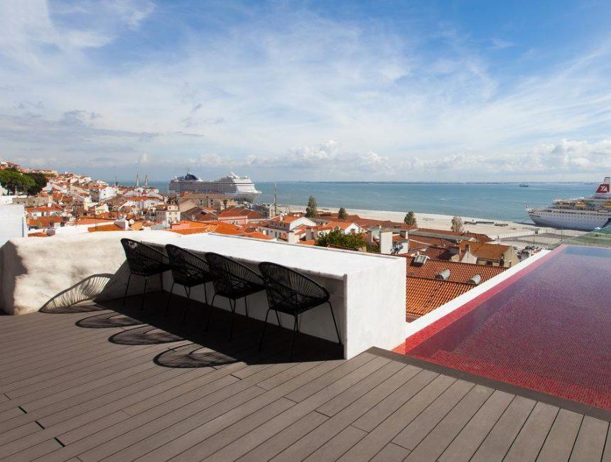 Hotels in Lissabon Memmo Alfama