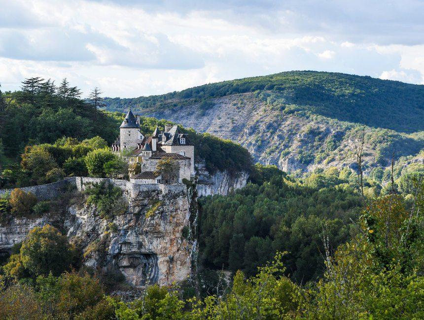 kamperen Dordogne