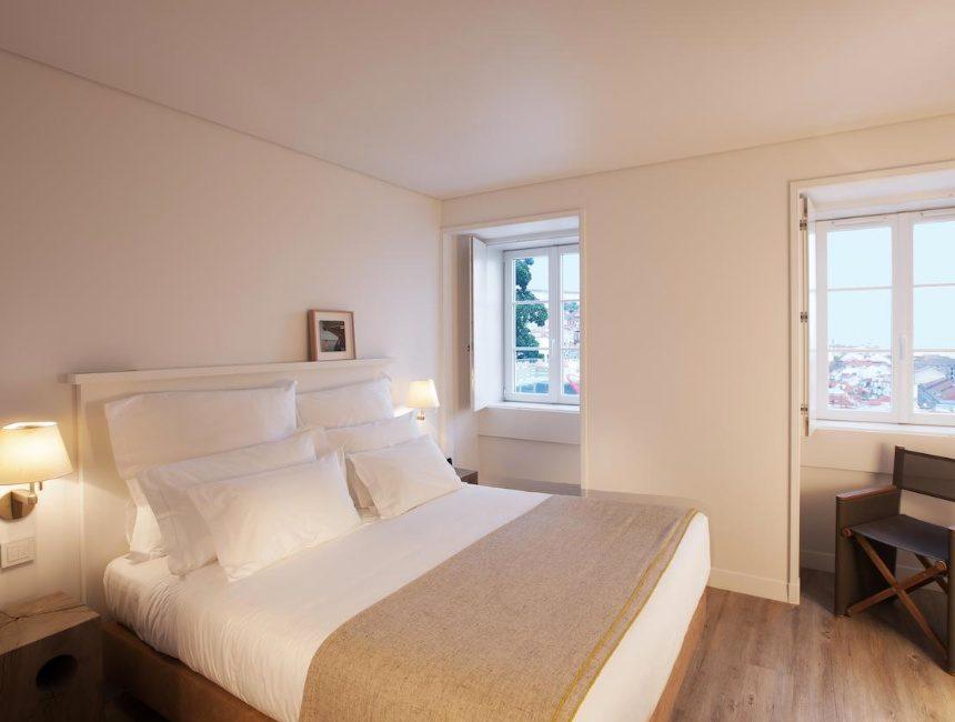 Memmo Alfama hotel Lissabon