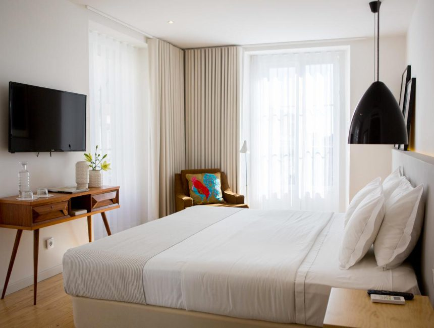 The 8 Downtown Suites Lissabon