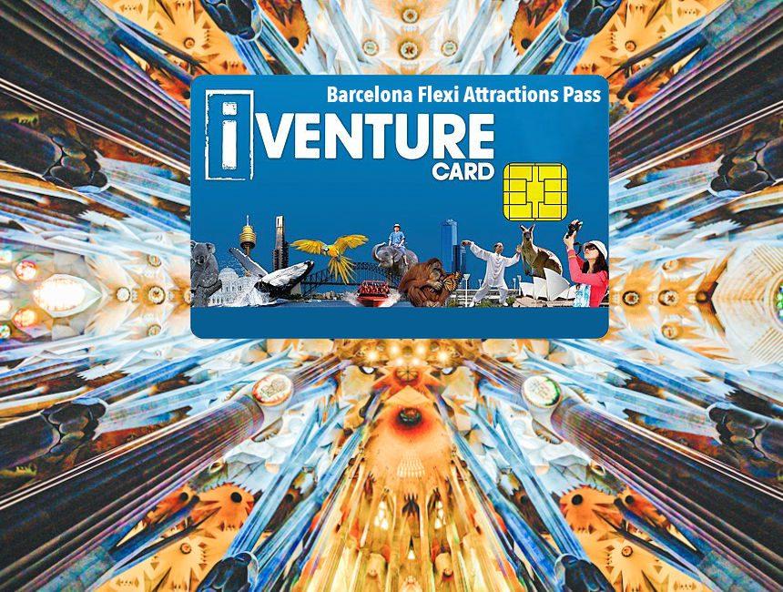 Barcelona kortingskaarten iVenture Card
