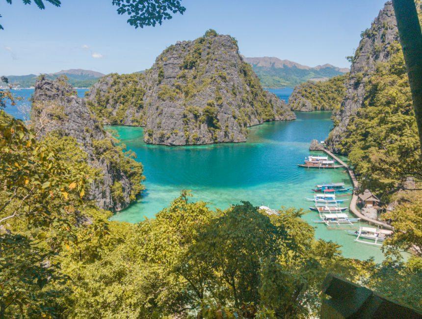 Coron rondreis Filipijnen