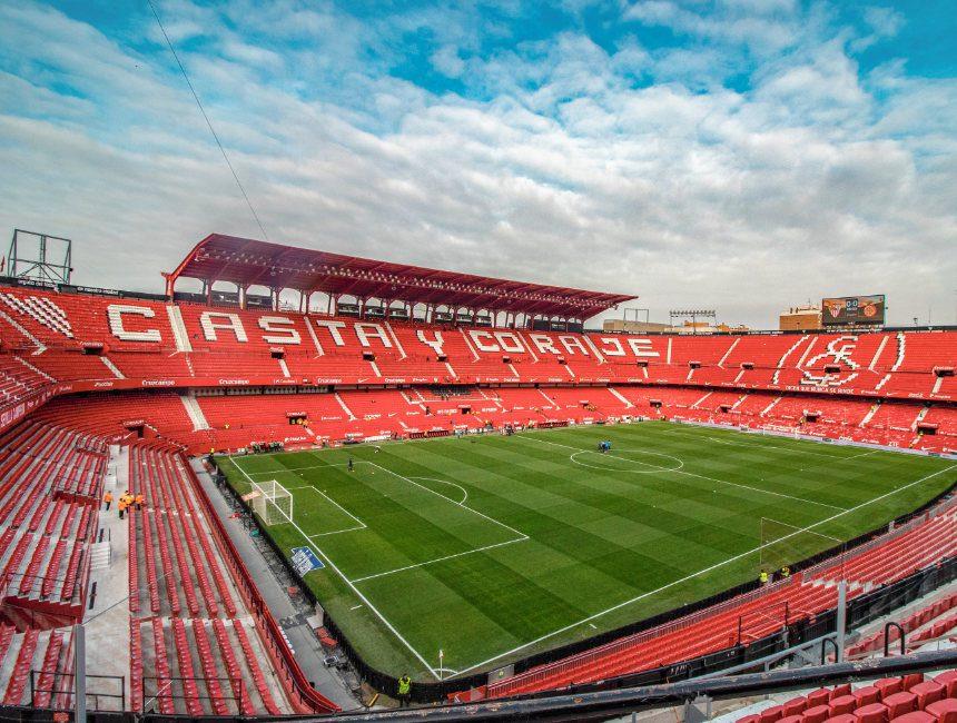 FC Sevilla voetbalreizen