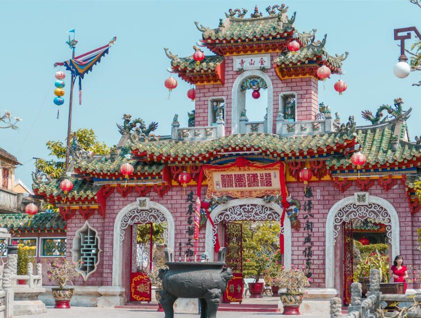 Hoi An rondreis Vietnam