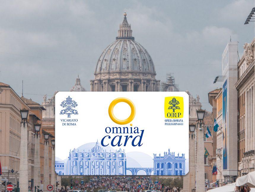 omnia card rome kopen