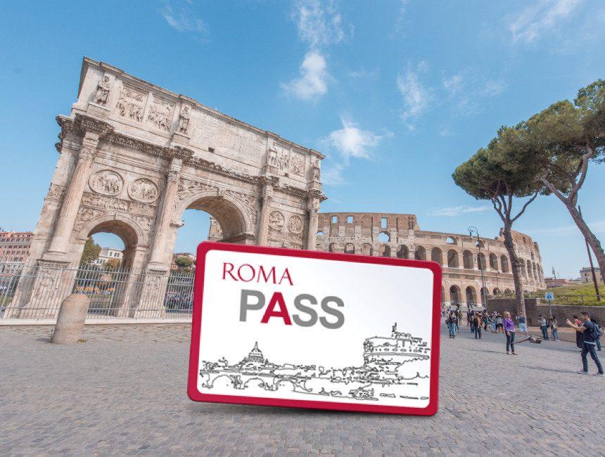 Roma Pass online bestellen