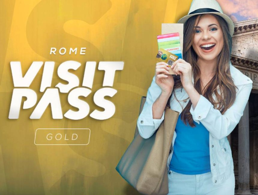Rome Visit Pass Gold