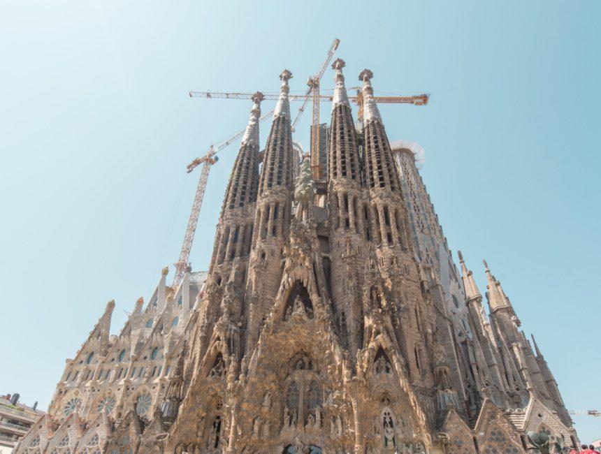 Sagrada Familia Barcelona City Pass kortingskaart