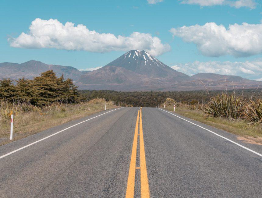 autorondreis nieuw-zeeland tongariro national park