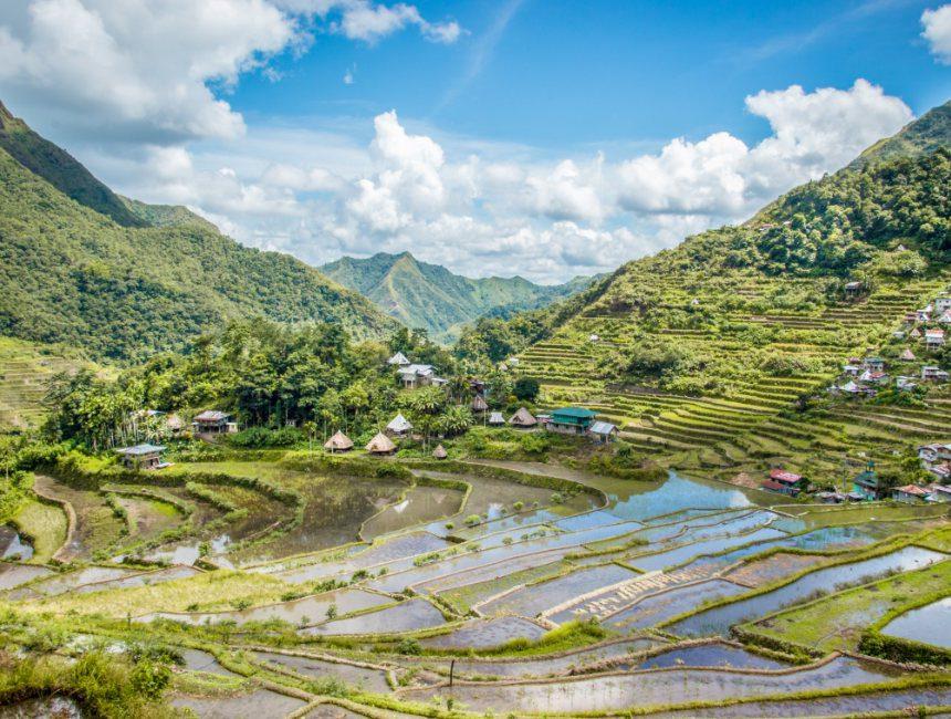 Batad bestemmingen Filipijnen