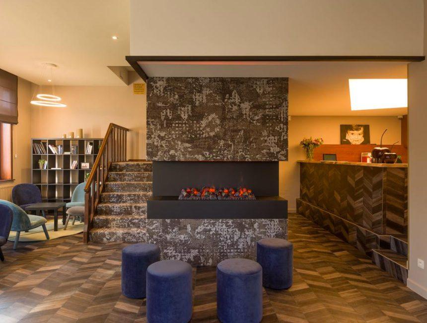 brugge romantisch hotel Olympia