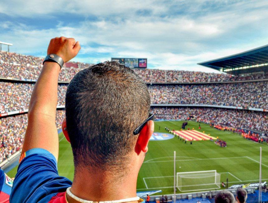 camp nou bezoeken voetbalwedstrijd buitenland