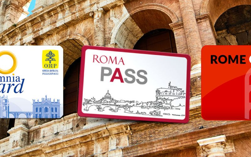 city pass Rome kortingskaart