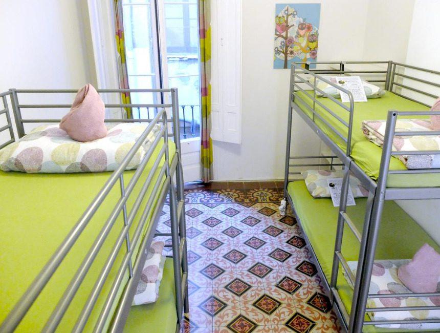 Fabrizzio's Petit Hostel Barcelona