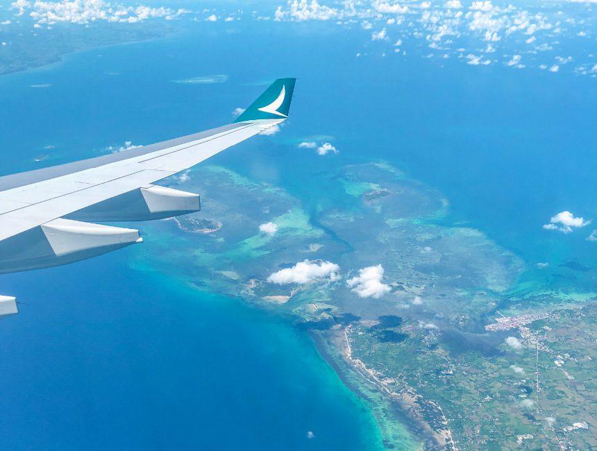Filipijnen vluchten