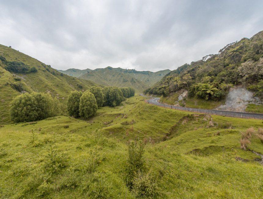 Forgotten World Highway Nieuw-Zeeland autorondreis