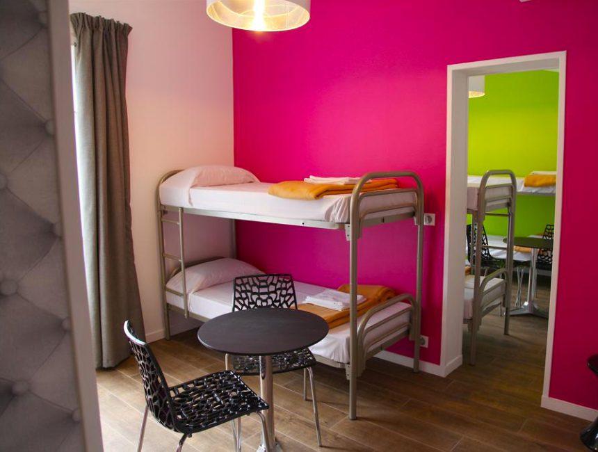 goedkoop hostel Parijs the loft boutique