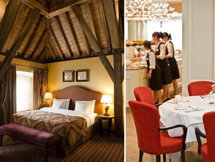 grand hotel Casselbergh brugge romantisch overnachten