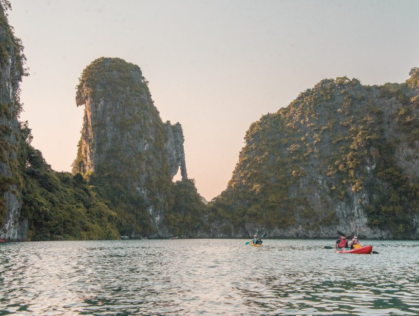 Ha Long Bay Vietnam rondreis