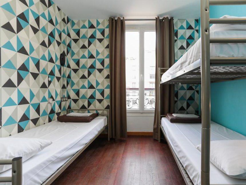 hostel Parijs quartier Latin Oops