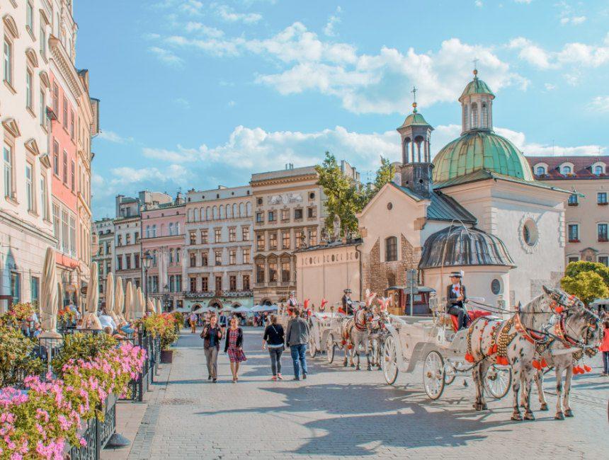 hotel krakow