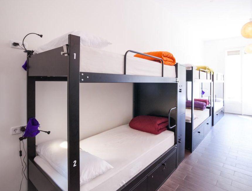 jeugdherberg Barcelona 360 hostel