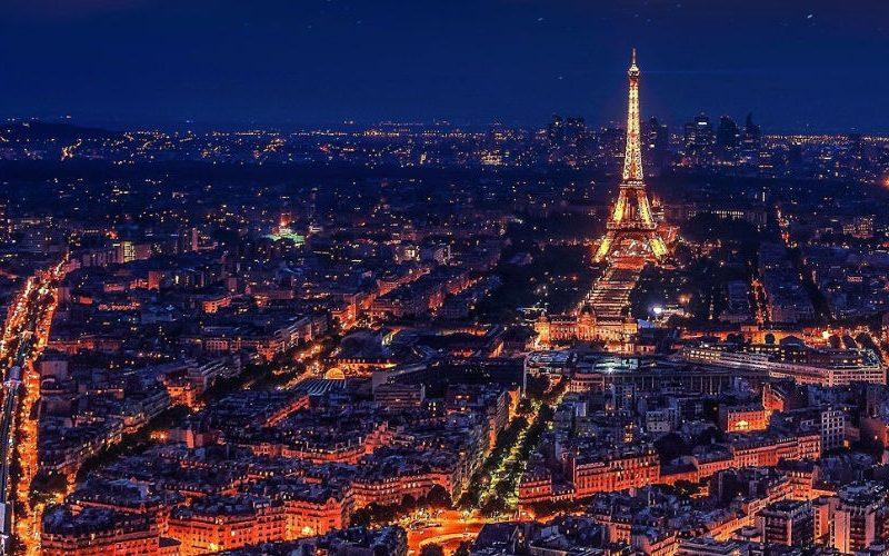 jeugdherberg Parijs