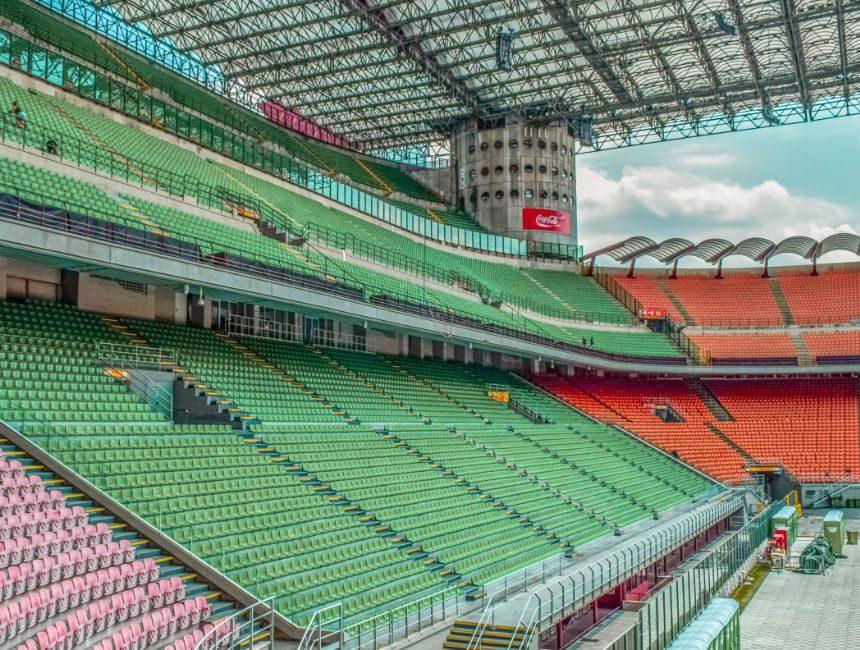 kaarten AC Milan