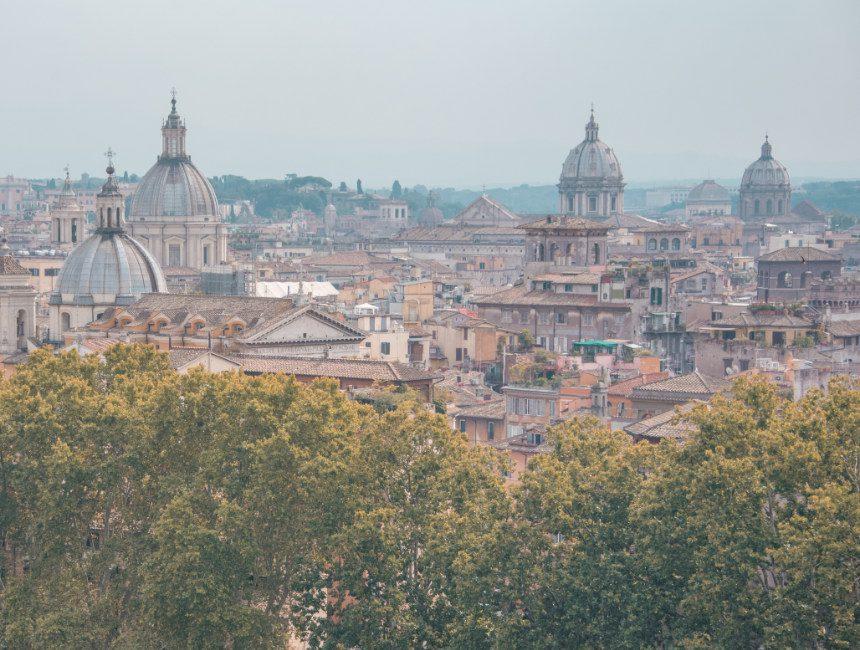 kortingskaart rome pas