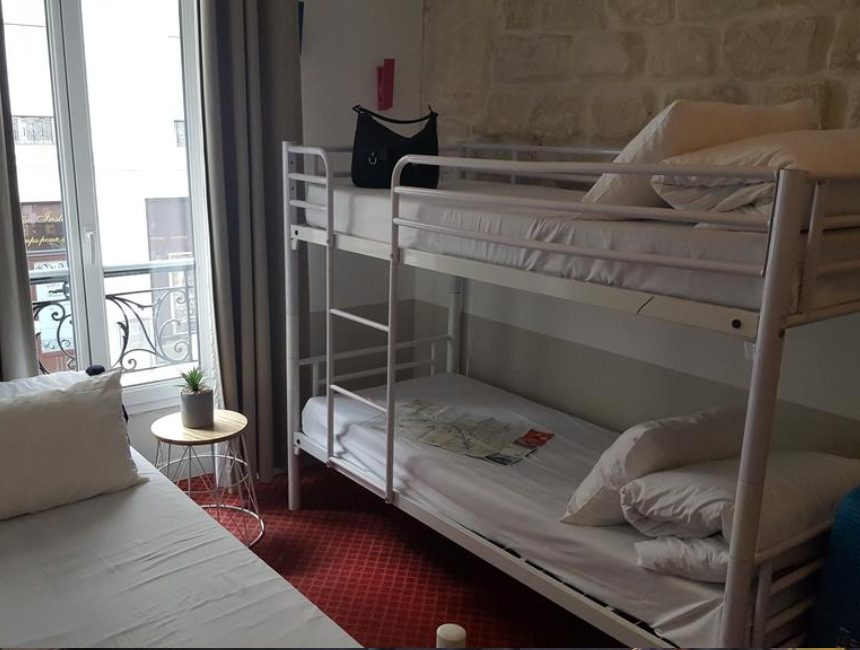 Le Regent Montmartre jeugdherberg