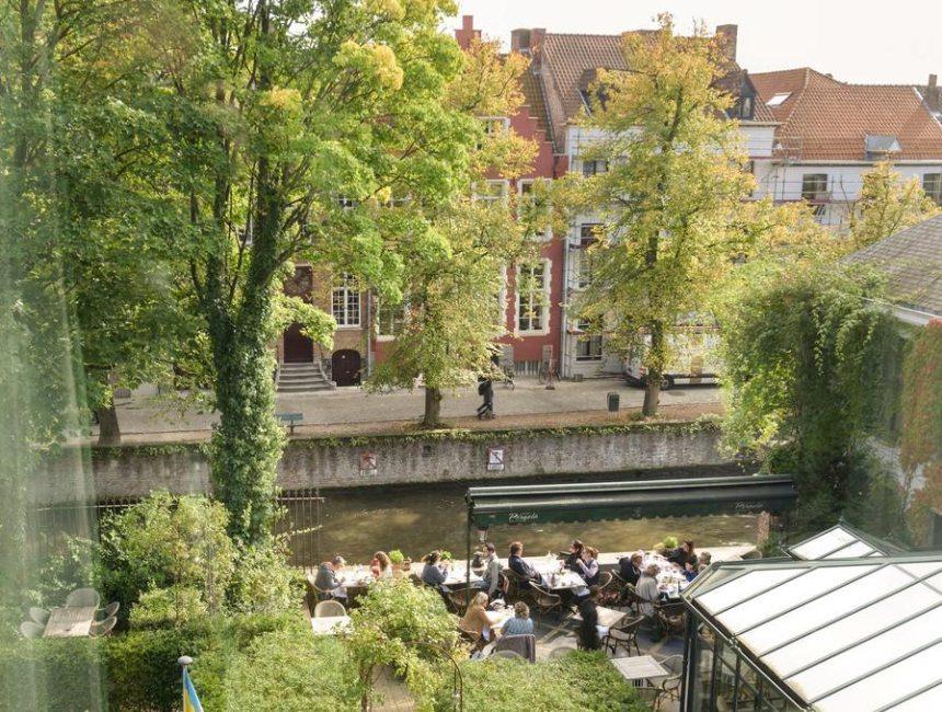 luxe hotel Brugge grand hotel Casselbergh