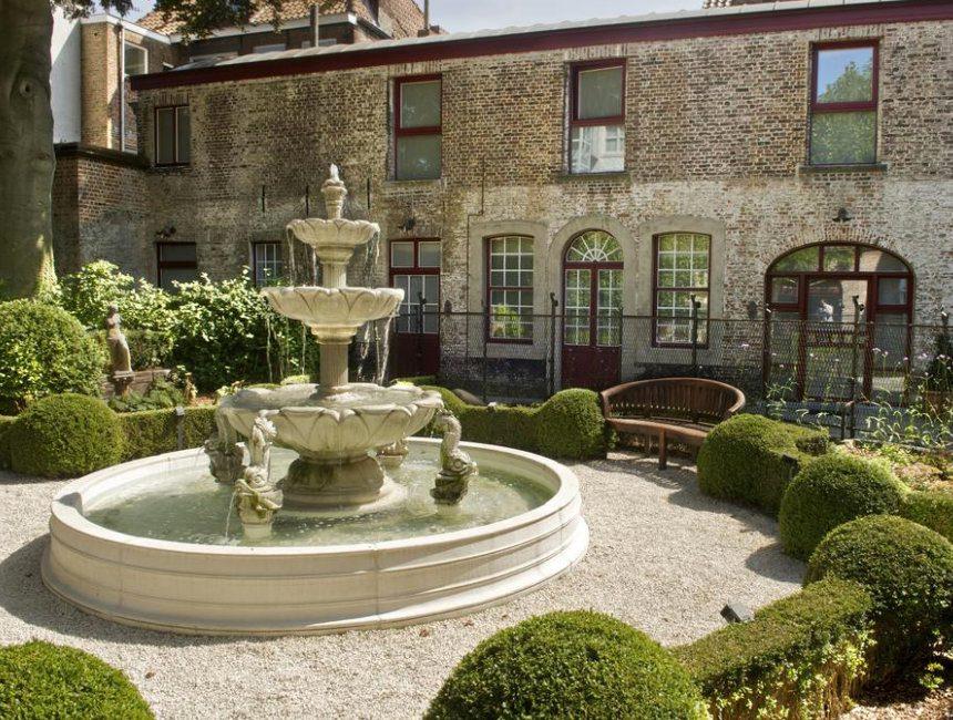 Luxe hotel Brugge Jan Brito
