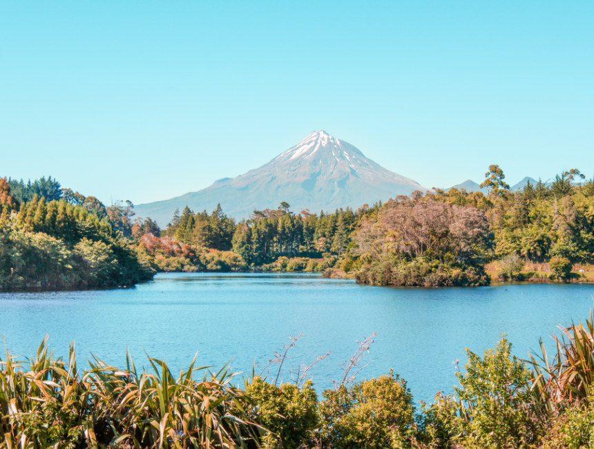 Mount Egmont Taranaki NZ
